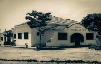 Hospital do Pênfigo, em Campo Grande, no então estado de Mato Grosso, Brasil