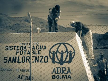 Projeto Sistema de Água Potável - San Lorenzo, BOLÍVIA