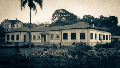 Casa Publicadora Brasileira em 1907 - Santo André, BRASIL