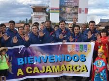 Líder mundial de jóvenes participa de Misión Caleb 6.0 en Cajamarca1