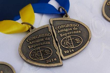 Medalla Amigo Adventista y Amigo Invitado©Gabriel Gamboa