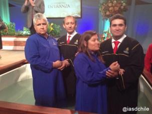 Mercedes Vial Gonzáles y David Fuentes Gonzáles, juntos entregaron sus vidas a Cristo. ©Gabriel Gamboa
