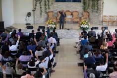 Pr. Pinheiro en la IASD La Paz