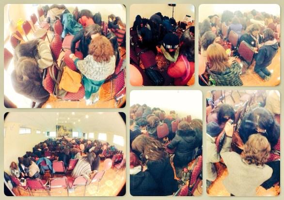 Momentos del Encuentro ©Gabriel Gamboa