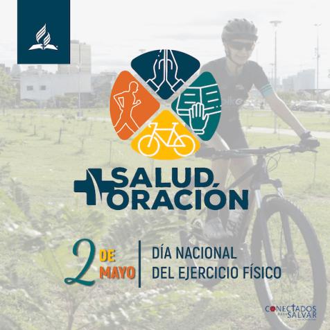 El domingo 2 de mayo la Iglesia Adventista en Paraguay participó de un día nacional de actividad física.