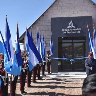 Inauguración Nuevo Templo