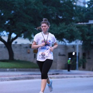 Percurso de cinco quilômetros levou participantes para o centro da cidade de San Antonio.