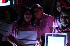 Homenagem as mulheres missionárias