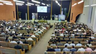 Evento foi realizado no sábado, 30, no auditório do Colégio Adventista da Vila Matilde. O concílio realizado anualmente tem como objetivo apresentar os projetos da Igreja para o ano de 2016. Mais de 1mil anciãos estavam presentes.
