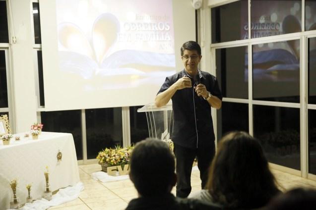 Pastor Josias, presidente da ANP