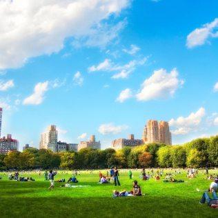 Parque está localizado no centro de Londres, Inglaterra.