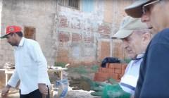 Voluntários reformam igreja em Centenário do Sul