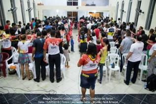 Encontro foi marcado por momentos de oração em prol do projeto Missão Calebe