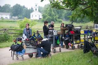 Foram mais de 200 cenas filmadas para produção adventista.