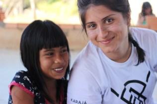 Missionaria Stefanie Correa