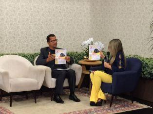 Pastor Sandro Fagundes fala sobre o projeto na TV