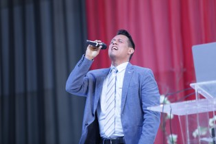 Cantor Alexandre Lima foi um dos convidados especiais.