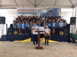 Coral de Alunos dos Colégios Adventista de Campo Grande e Padre Miguel
