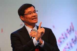 Johnny Wong veio da Austrália para falar do seu trabalho de discipulado realizado em sua congregação