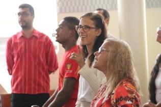 Líderes e coordenadores de Pequenos Grupos se reuniram em convenção
