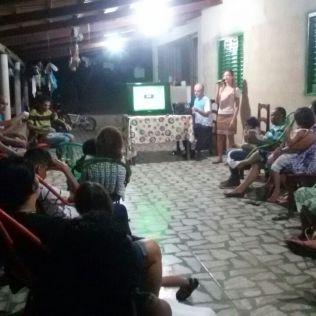 Milhares de adventistas em todo Tocantins abriram seus lares para receber amigos e vizinhos.