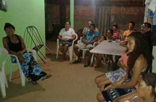 Como foi no ano anterior, a Semana Santa foi marcada por encontros em lares de adventistas.