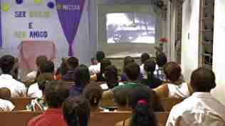 """O longa-metragem """"O Resgate - Salvação ao Extremo"""" ocorreu nas igrejas durante a Semana Santa."""