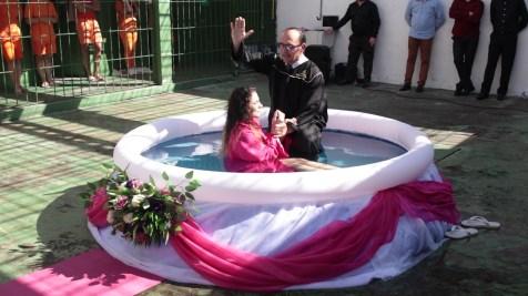 Batismos ocorreram devido ao envolvimento de quatro adventistas
