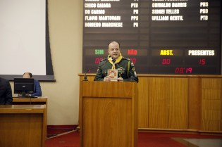 Pastor Ericson fala na Câmara