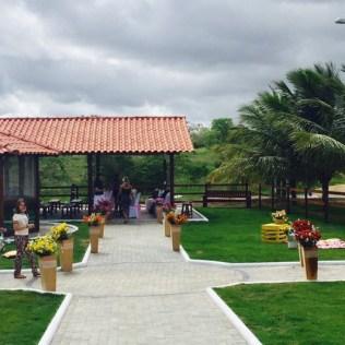 """""""Fazendinha"""" do IAPE inaugurada em 02 de junho. Foto: IAPE"""