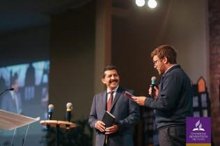 Momentos de reflexão bíblica e ênfase na missão além das fronteiras caracterizou evento. Foto: UAP