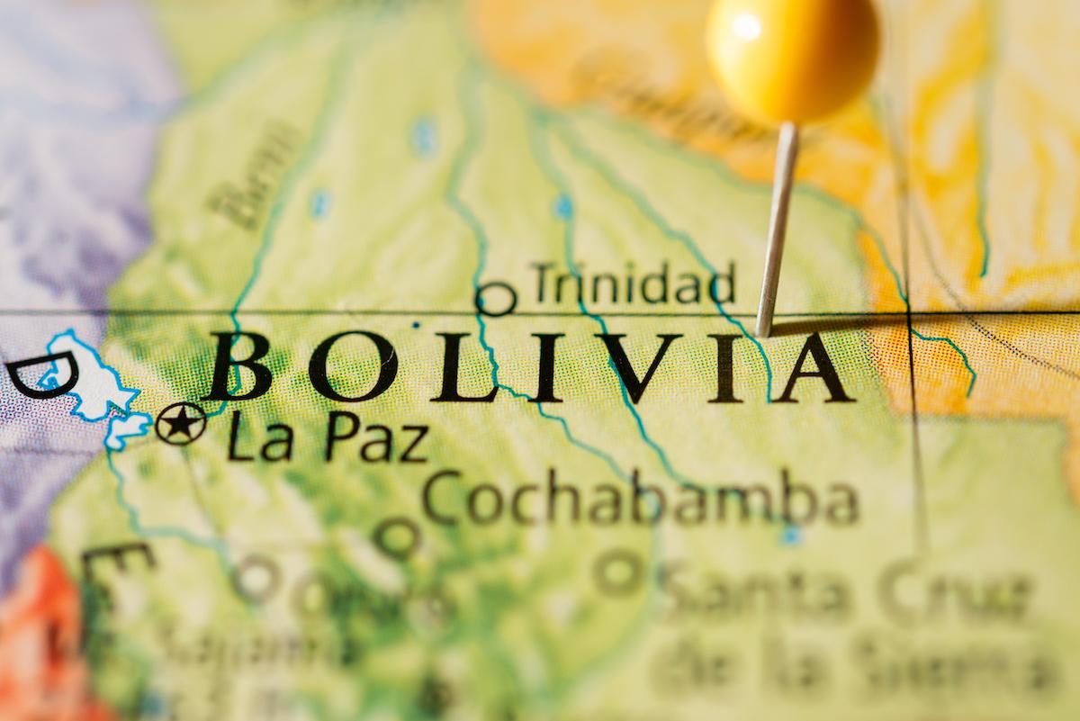 Resultado de imagem para bolívia