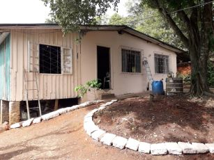 Casa ficou com visual renovado após reformas