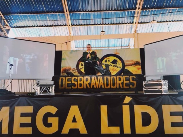 Cerca de 600 líderes de todo o oeste do PR participaram do Mega Líder 2018.