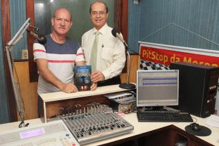 Entrevista à Rádio Morena FM