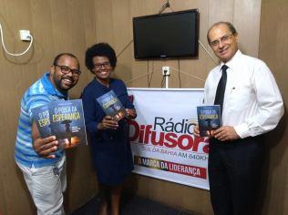 Entrevista na Rádio Difusora Sul da Bahia