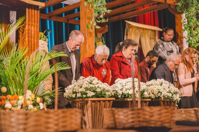 A Festa das Primícias de Toledo foi uma celebração de fidelidade.