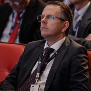 Boger Jr. já foi secretário ministerial associado, diretor de Mordomia Cristã e agora se torna líder de Ministério Pessoal e ASA. Foto: Gustavo Leighton
