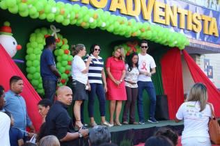 Alimentos foram entregues pelo Colégio Adventista de Itabuna em parceria com a Secretaria de Assistência Social