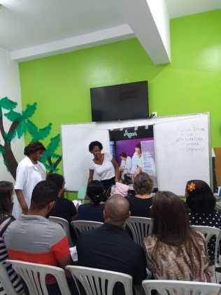 Ação ocorreu na manhã de sábado (6) na Escola Adventista da Concórdia (Foto: Arquivo)