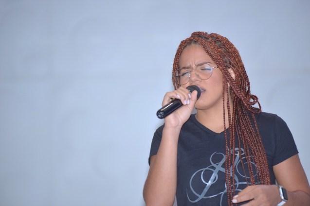 Evento contou com a apresentação musical do Trio Discípulos (Foto: Elvis Natali)