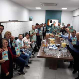 Café da manhã com pastores evangélicos - Anápolis - GO