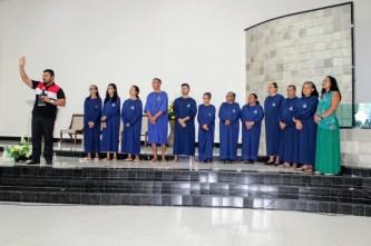 Batismos marcam a caminhada do discipulado no Norte do Pará