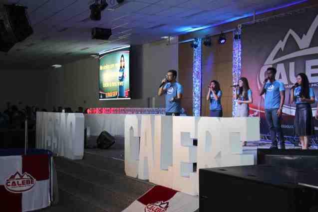 Celebração Calebe celebrou resultados do projeto em São Paulo (Foto: Maxwell Santana)