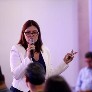 Vandinha Voos, coordenadora pedagógica da Educação Adventista no Sul do Brasil.