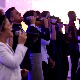Grupo Expressão Vocal.