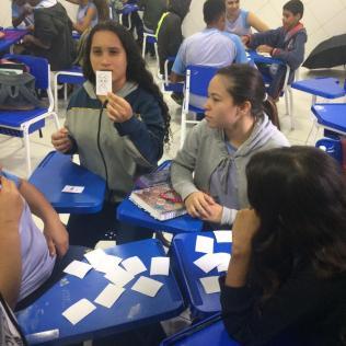 Comunidade surda participa de atividades na Semana Azul em Colégio Adventista