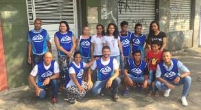 Grupo reuniu jovens e membros mais experientes da Igreja Adventista de Nazaré. (Foto: Arquivo pessoal)