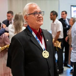 Elias Costa foi medalha de ouro.