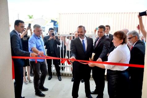 Inauguração celebra o fortalecimento da congregação através da atuação dos adventistas da cidade